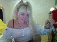 Nu live hete webcamsex met Hollandse amateur  foxygirl?